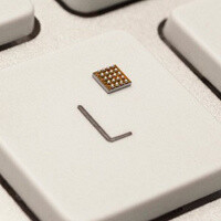 World's smallest ARM chip is the size of a grain of sand: made to be swallowed
