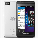 Tweet says BlackBerry Z10 will blanket the U.S. in a
