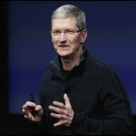 Apple's CEO says company is 'cooking' up new stuff to reverse stock drop
