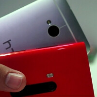 HTC One vs Nokia Lumia 920 and 720 low-light comparison (video)