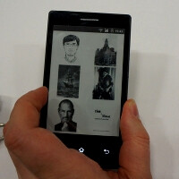 Less color, more battery: see the $200 E Ink Android phone that lasts a week