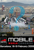 What is expected at the MWC 2009?