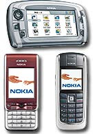 Nokia showcases new mega pixel phones, accessories