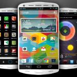 Samsung Galaxy S IV: design mock-ups and concepts