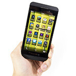 German government gives BlackBerry Z10 lots of love, security wins the day