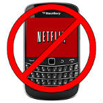 Netflix confirms it isn't making a BlackBerry 10 app