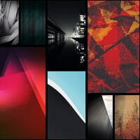 Sense 5 wallpapers extracted from the HTC One, get them while they're hot