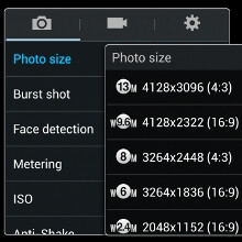 Another set of leaked Samsung Galaxy S IV screenshots confirm 13 MP camera and 1.8 GHz quad-core processor
