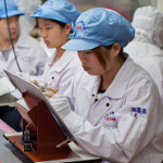 Apple: Only 1% of factory workers building our devices was overworked in January