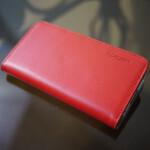 Spigen iPhone 5 Snap Leather Wallet Case hands-on