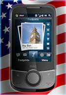 FCC approved the U.S. version of the HTC Touch Cruise