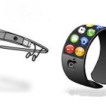 Humor: Google Glass versus Apple iWatch
