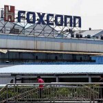 Foxconn revenues drop in February