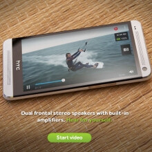 BoomSound on the HTC One is really fat (video)