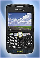 Sprint releases firmware upgrade for BlackBerry Curve 8350i