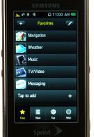 OTA firmware upgrade for Samsung Instinct