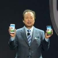 Samsung JK Shin: we're not happy with US market share, we like Android, but Windows Phone isn't selling very well