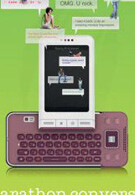 Sony Ericsson Reese is a QWERTY phone