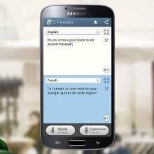 Samsung Galaxy S 4 Group Play and S Translator demo