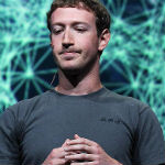 """Zuck the """"most liked"""" CEO, Larry Page 11th, Tim Cook 18th"""