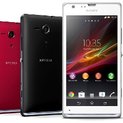 Sony Xperia SP announced with aluminum frame, NXT design cues, and Exmor RS camera