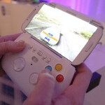 The Samsung Galaxy S 4 can double as a gaming console