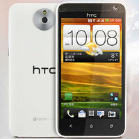 HTC e1 is a dual SIM Android smartphone for China