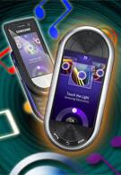 Samsung has shown its new BEAT phones