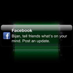 Facebook may start pushing notifications to iOS users reminding them to update their status