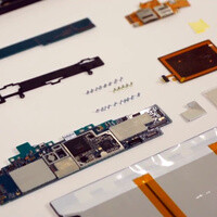 Watch the Sony Xperia Tablet Z get torn down on video
