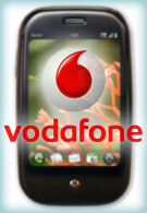 GSM Palm Pre to be available with Vodafone?