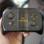 MOGA Mobile pocket gaming system for Android hands-on