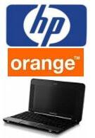Orange & HP partnering to provide mobile broadband service