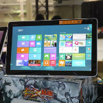 Sony VAIO Tap 20 Mobile Desktop hands-on
