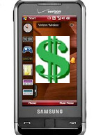 Verizon drops Samsung Omnia to $99.99 online