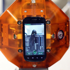 Here is the phone that powers NASA space robots (hint: it runs Android)