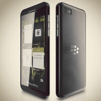 BlackBerry Z10 arrives on T-Mobile today