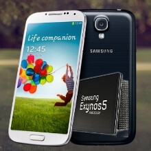 Samsung Galaxy S4 with Exynos 5Octabenchmarks outscore every Android out there