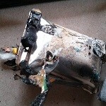 Is a third-party battery to blame for this Nexus S explosion?