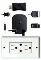 Phone chargers may become standardized by 2012
