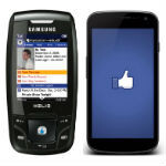 From the MySpace phone to the Facebook phone