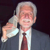 Happy 40th birthday, cell phone!