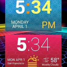 Colourform add-on pack for HD Widgets arrives with crazy customization options