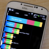 Benchmark comparison: Galaxy S4 vs Galaxy S III vs Note 2 vs Optimus G Pro vs Nexus 4 vs HTC One