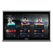 Nokia Win 8 tablet framed to sport exclusive apps like 'Adidas micoach'