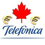Canada provides a loan to Telefonica to buy BlackBerry products