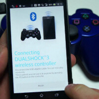 Sony Xperia phones to support PlayStation's DUALSHOCK 3 controller
