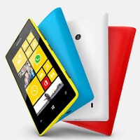 Nokia's affordable Lumia 520 hits the stores