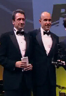 BlackBerry Storm's Sure-Press wins award for Best Mobile Technology Breakthrough