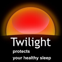 Is your sleep disturbed by your smartphone? Twilight app for Android suggests an easy solution